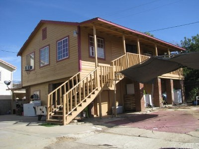 Lake Elsinore Single Family Home For Sale: 412 Lookout Street