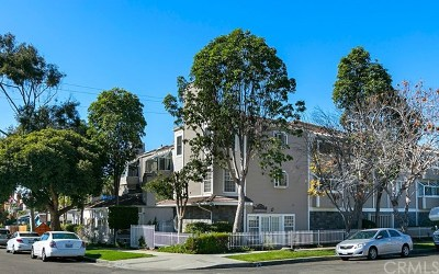 Oceanside Condo/Townhouse For Sale: 503 N Tremont Street #G