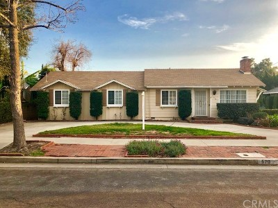 Azusa Single Family Home For Sale: 570 E 6th Street
