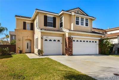 Murrieta Single Family Home For Sale: 26613 Weston Hills Drive