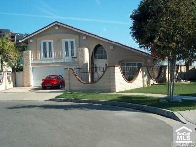Santa Ana Single Family Home For Sale: 3909 Alder Street