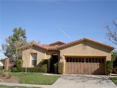 Corona Single Family Home For Sale: 24152 Songsparrow Lane