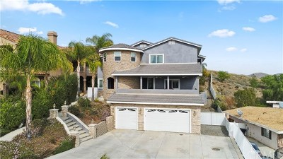 Canyon Lake Single Family Home For Sale: 21602 Appaloosa Court