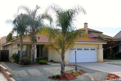 Wildomar Single Family Home For Sale: 33802 Harvest Way East