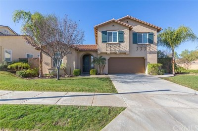 Lake Elsinore Single Family Home For Sale: 34239 Sweet Acacia Court