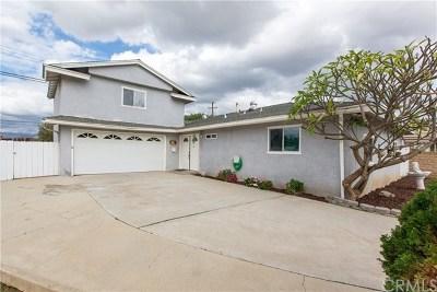 La Verne Single Family Home For Sale: 2737 Pattiglen Avenue