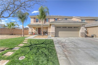 Menifee Single Family Home For Sale: 30431 Warm Lodge Court