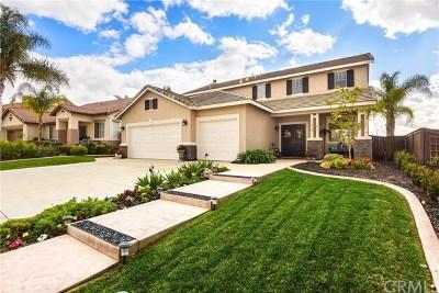 Temecula Single Family Home For Sale: 33171 Fox Road