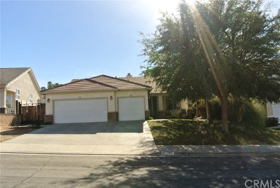 Murrieta Single Family Home Active Under Contract: 40536 Angelica Drive