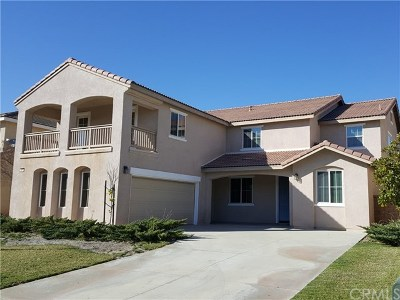 Murrieta Single Family Home For Sale: 29672 Andromeda Street