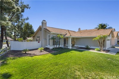 Temecula Single Family Home For Sale: 29733 Waynewood Drive