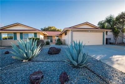 Sun City Single Family Home For Sale: 26281 Fairlane Drive