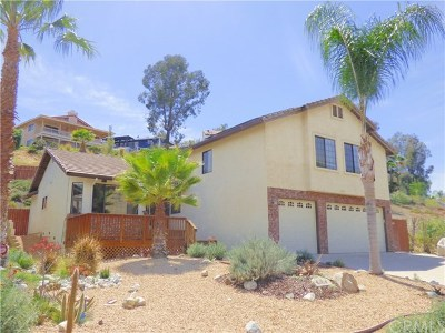 Canyon Lake Single Family Home For Sale: 29091 Big Range Road