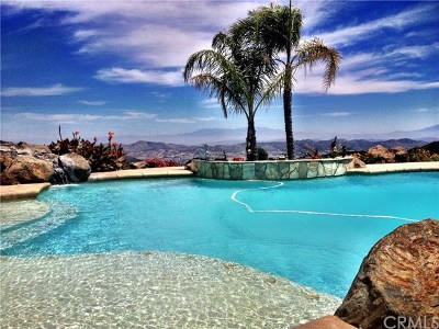 Canyon Lake, Lake Elsinore, Menifee, Murrieta, Temecula, Wildomar, Winchester Rental For Rent: 21330 Camino Arriba