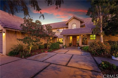 Fallbrook Single Family Home For Sale: 6861 Rainbow Heights Road