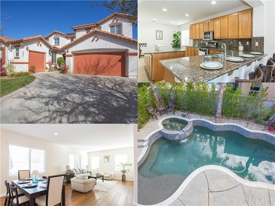 Temecula Single Family Home For Sale: 31910 Reyes Court