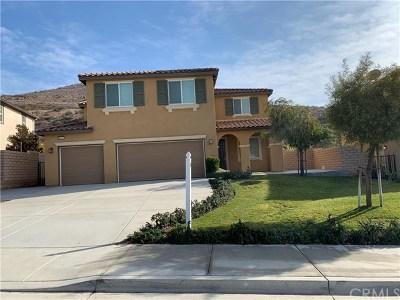 Riverside Single Family Home For Sale: 16832 Golden Bluff