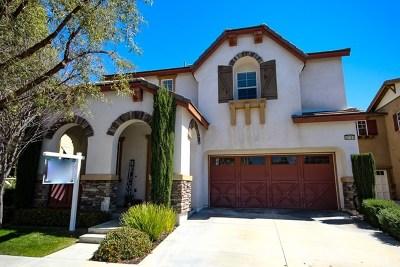 Temecula Single Family Home For Sale: 40184 Annapolis Drive