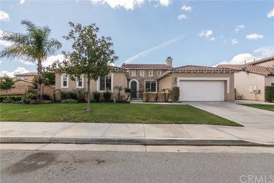 Winchester Single Family Home For Sale: 32483 Quiet Trail Drive