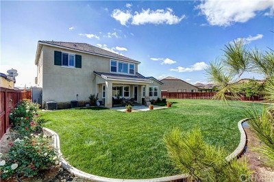 Menifee Single Family Home For Sale: 29800 Boathouse Cove