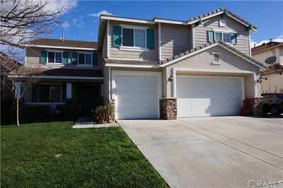 Murrieta Single Family Home For Sale: 42115 Alexandra Drive