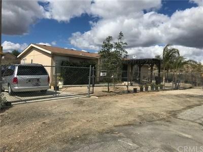 Menifee Single Family Home For Sale: 28015 Dakota Drive