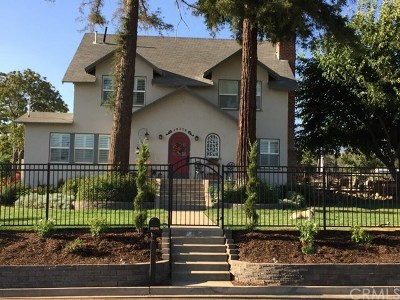 Cherry Valley Single Family Home For Sale: 40178 High Street