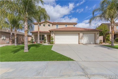 Menifee Single Family Home For Sale: 28855 Escalante Road