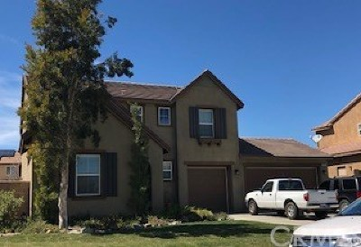 Menifee Single Family Home For Sale: 28695 Rustic Glen Street