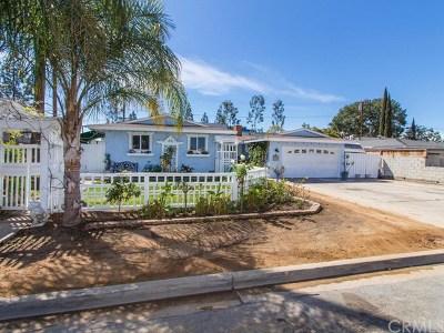 Orange Single Family Home For Sale: 4126 W Sirius Avenue