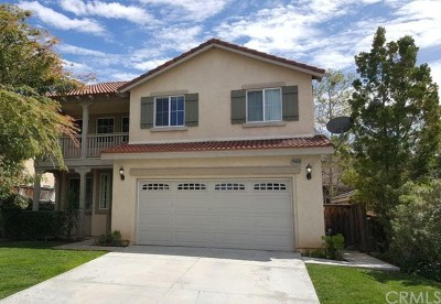 Murrieta Single Family Home For Sale: 29469 Masters Drive