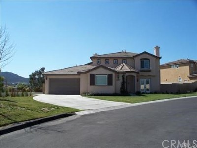 Canyon Lake, Lake Elsinore, Menifee, Murrieta, Temecula, Wildomar, Winchester Rental For Rent: 22885 Royal Adelaide Drive