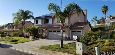 Vista Single Family Home For Sale: 1338 E Taylor Street