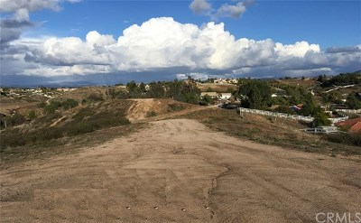 Temecula Residential Lots & Land For Sale: John Warner Road