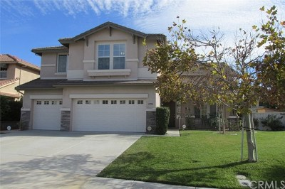 Canyon Lake, Lake Elsinore, Menifee, Murrieta, Temecula, Wildomar, Winchester Rental For Rent: 43916 Fondi Court
