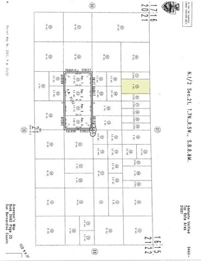Helendale Residential Lots & Land For Sale: Adelanto