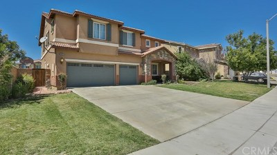 Lake Elsinore Single Family Home For Sale: 53029 Gallica Street