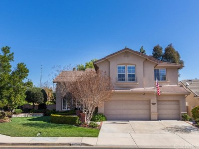 Temecula Single Family Home For Sale: 43804 Carentan Drive