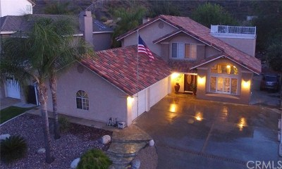 Canyon Lake Single Family Home For Sale: 30537 Longhorn Drive
