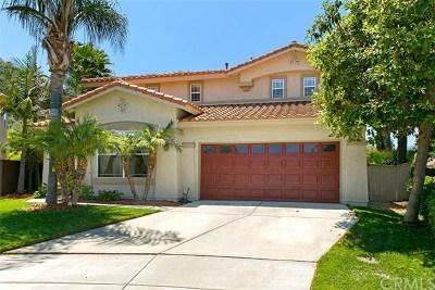 Fallbrook Single Family Home For Sale: 3570 Lake Park Avenue
