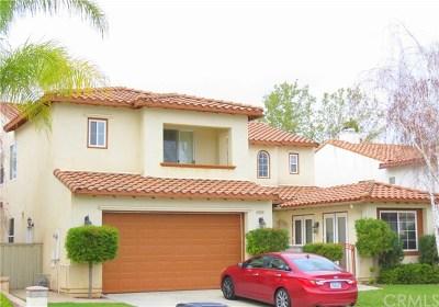 Temecula Single Family Home For Sale: 45839 Corte Carmello