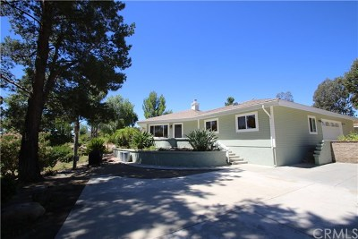 Wildomar Single Family Home Active Under Contract