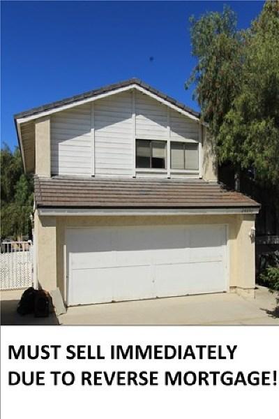 Canyon Lake Single Family Home For Sale: 28896 Yosemite Place