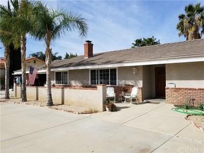 Hemet Single Family Home For Sale: 30435 Santa Fe Street