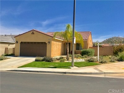 Lake Elsinore Single Family Home For Sale: 36501 Agave Road
