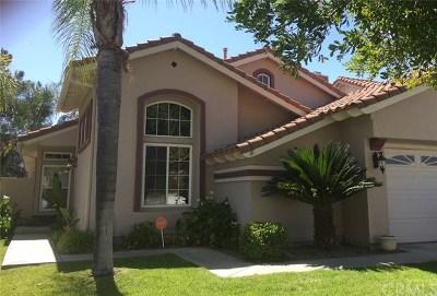 Temecula Single Family Home For Sale: 45731 Corte Rodrigo