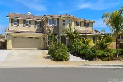 Menifee Single Family Home For Sale: 31698 Middlebrook Lane