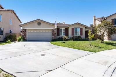 Menifee Single Family Home For Sale: 27767 High Gate Court
