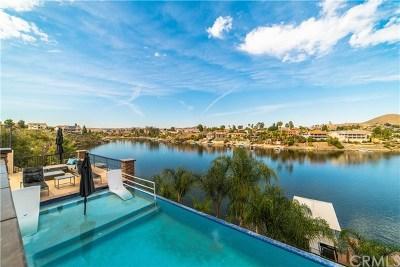 Canyon Lake Single Family Home For Sale: 22634 Canyon Lake Drive S