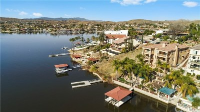 Canyon Lake Single Family Home For Sale: 22216 San Joaquin Drive W